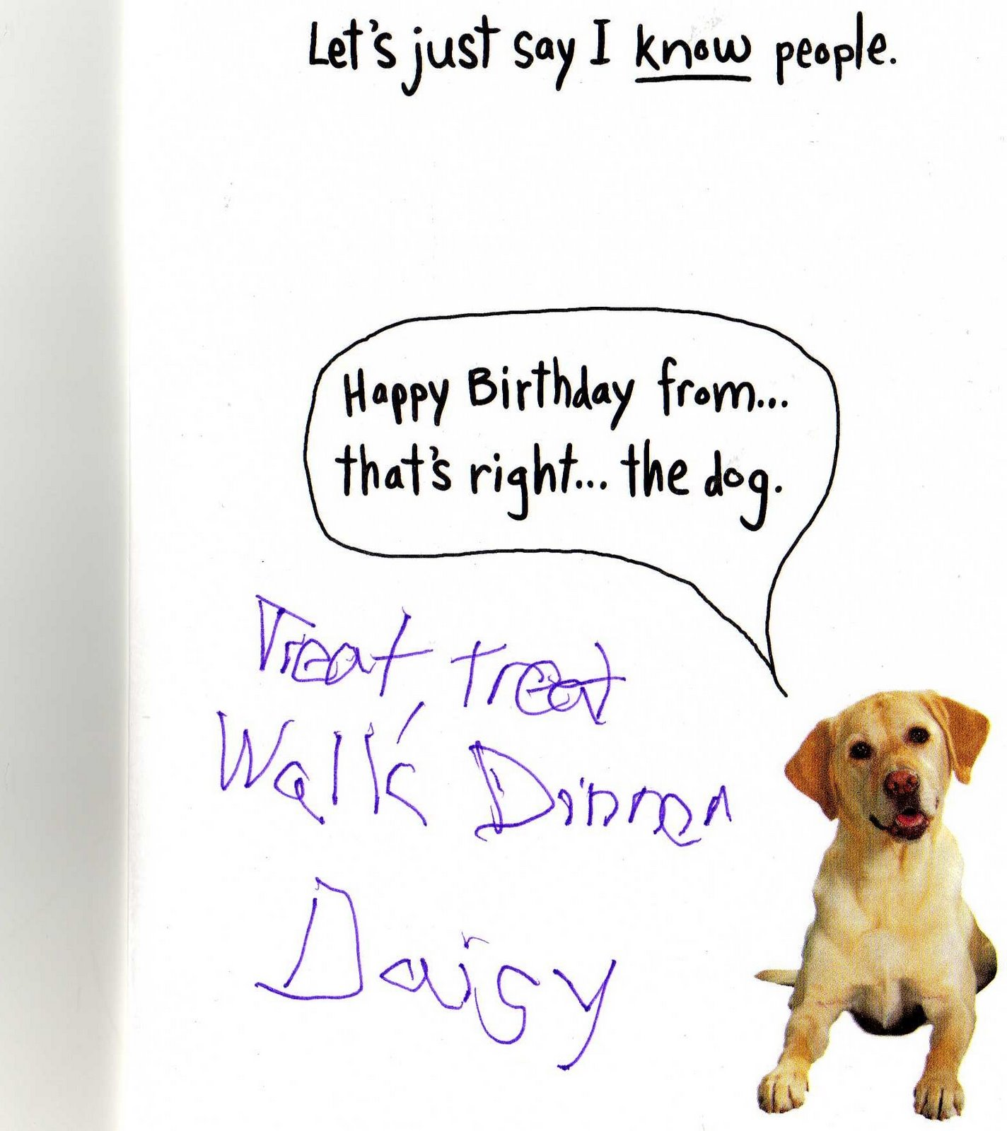 Happy Birthday Mom Funny Dog