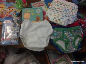 potty training {thismommade.com}